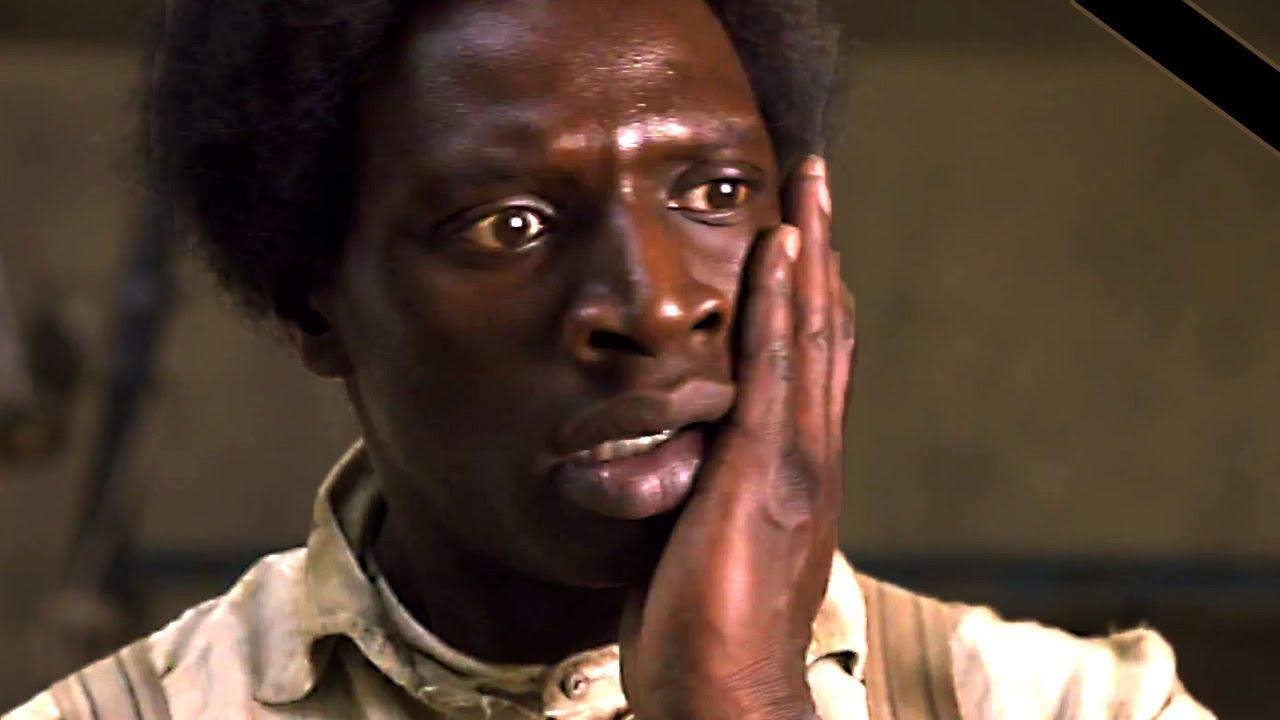 """Omar Sy, extrait du film """"Chocolat"""", sorti en salles françaises le 3 février 2016"""