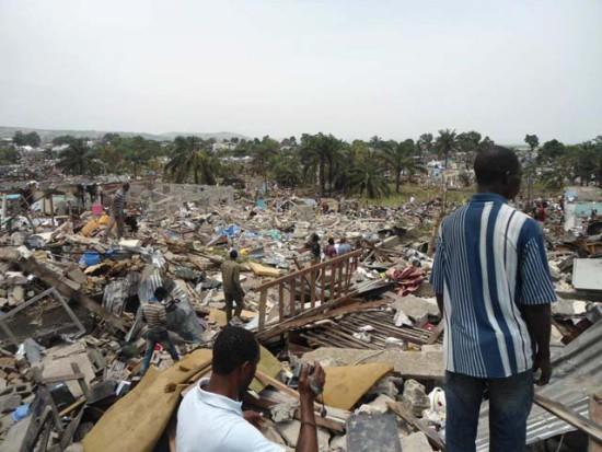 4 Mars: Jour de deuil au Congo 4 ans après des explosions meurtrières
