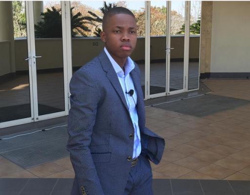 SUCCESS STORY : A 23 ans, Sandile Shezi est l'un des plus jeunes entrepreneurs d'Afrique