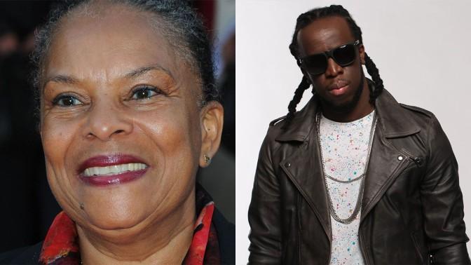 Musique : Christiane Taubira et Youssoupha , une collaboration ?