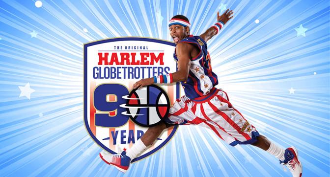 [TERMINÉ] Harlem Globetrotters 2016 : gagnez vos places pour un show d'exception