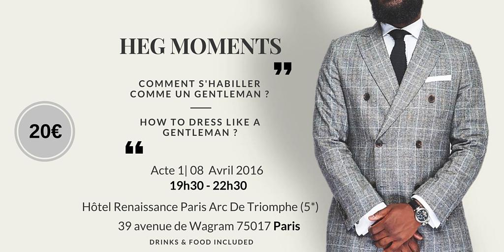 HEG MOMENTS Acte 1 par Mr Afropolitan