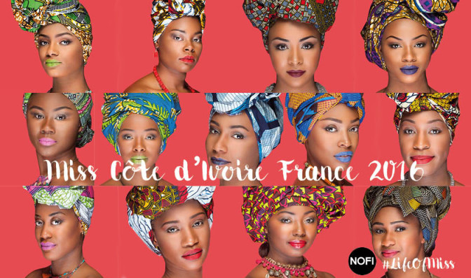 [TERMINÉ] Miss Côte d'Ivoire France 2016 : gagnez vos places !