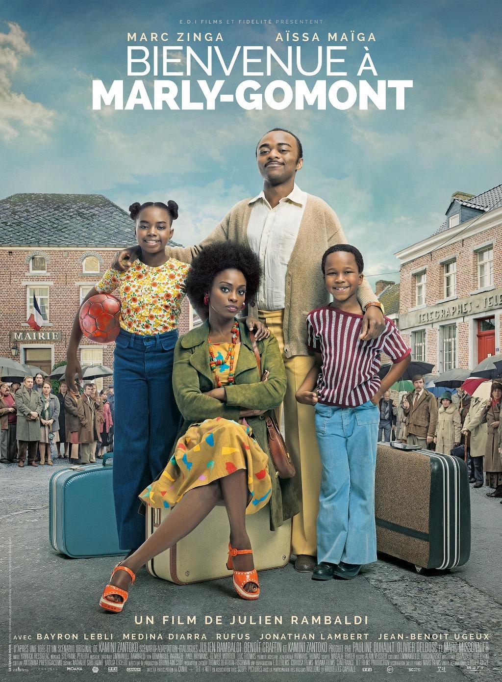 Expatriation, intégration, Bienvenue à Marly-Gomont