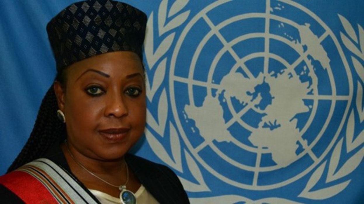 FIFA : saluez la nouvelle secrétaire générale Fatma Samoura