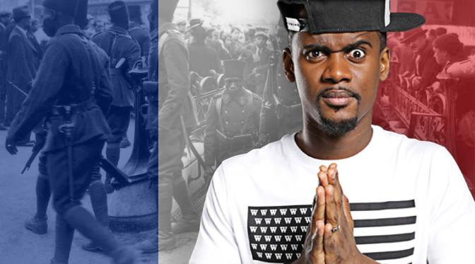 Black M et la commémoration de Verdun : une histoire de négrophobie