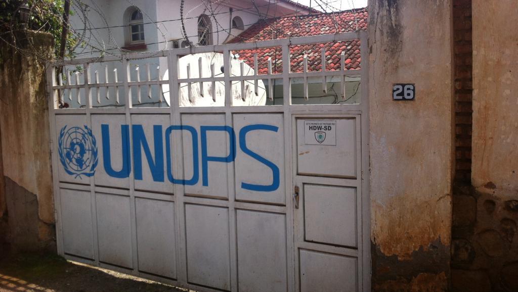 ONG implanté en RDC