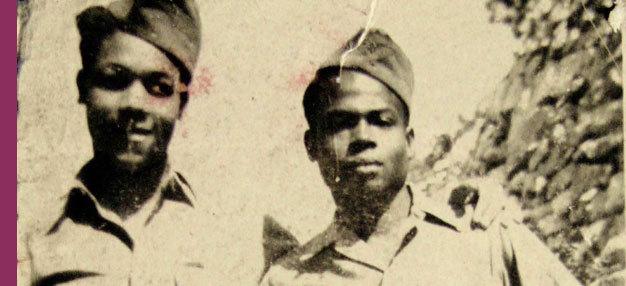 Soldats des Antillais