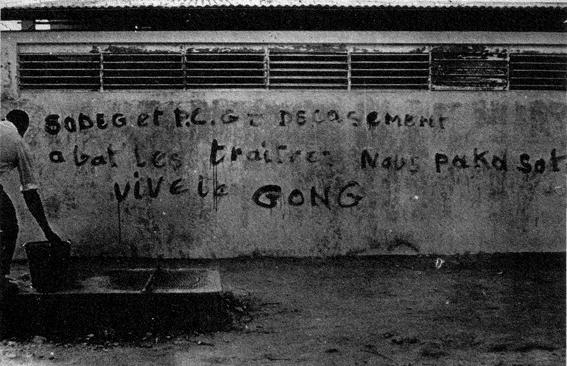 Quand la Guadeloupe s'embrase: mai 1967, trois jours de sanglante répression