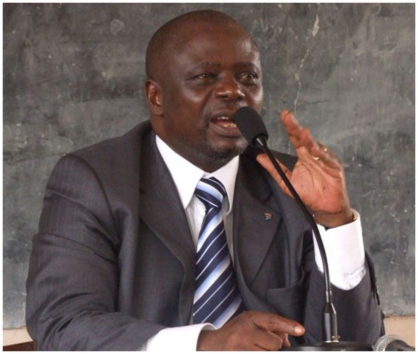 André Kimbuta, gouverneur de Kinshasa
