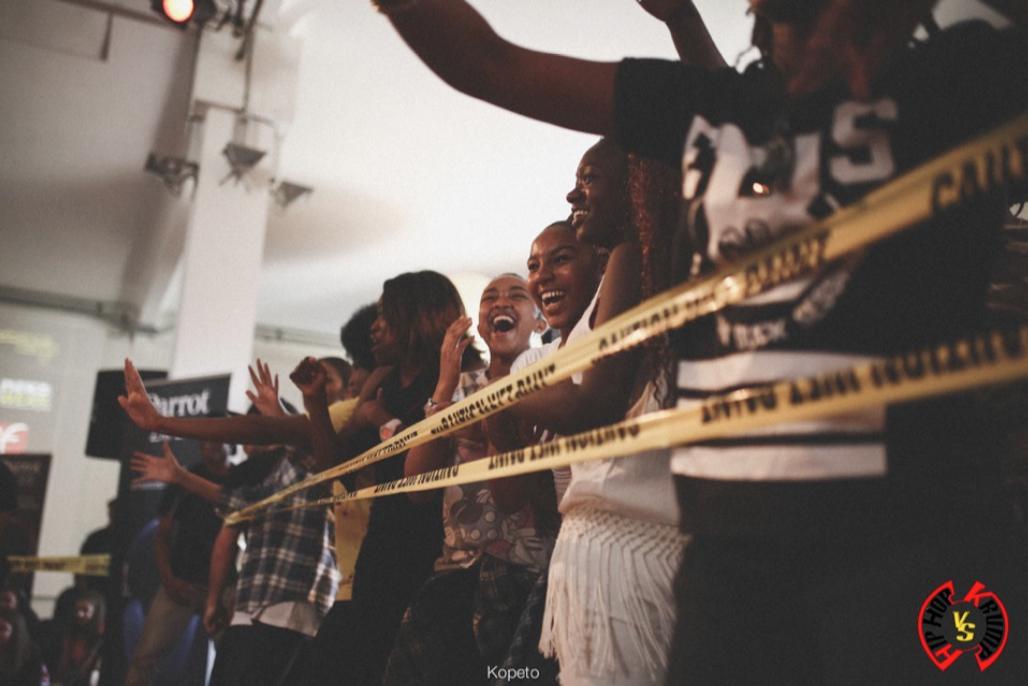 HIP HOP VS KRUMP : participez à la Krump Masterclass
