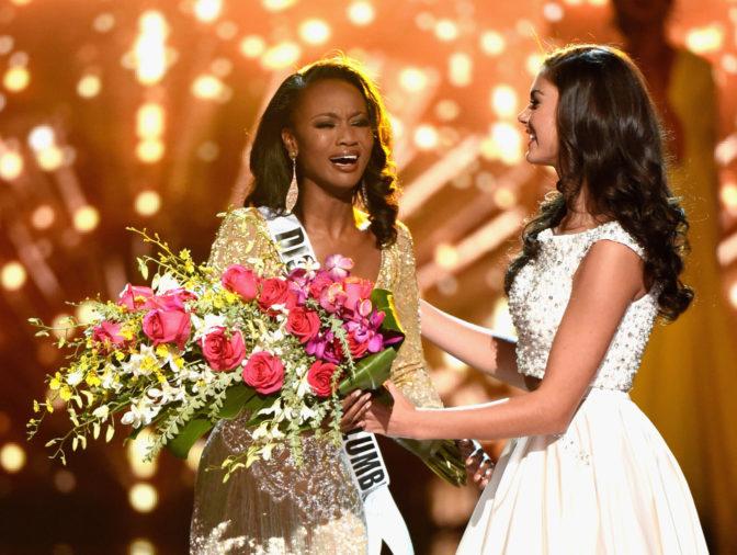 Deshaunae Barber : de l'armée à Miss USA 2016