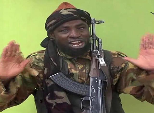 Abubakar Shekau, chef de Boko Haram