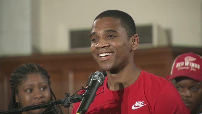 JUSTICE : accusé à tort un jeune afro-américain sort de prison 9 ans plus tard !