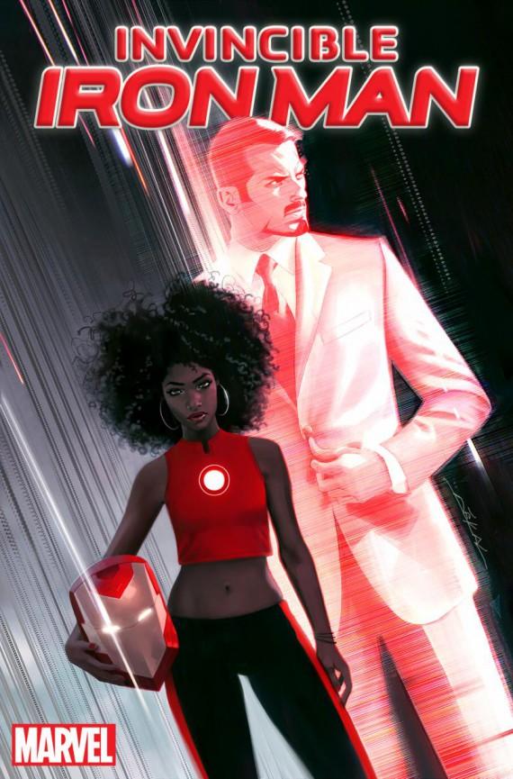 """Comics : Le nouvel Iron Man est une """"Iron Woman"""" Noire de 15 ans"""