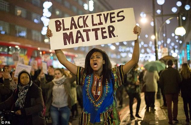 Black Lives Matter, really ?