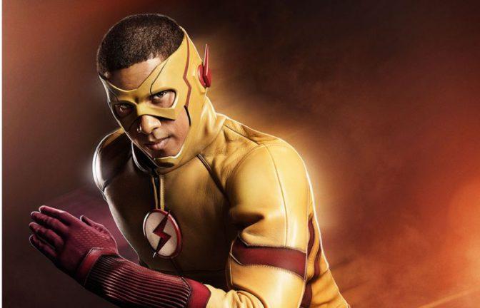 The Flash : Les premières images de Keiynan Lonsdale en Kid Flash