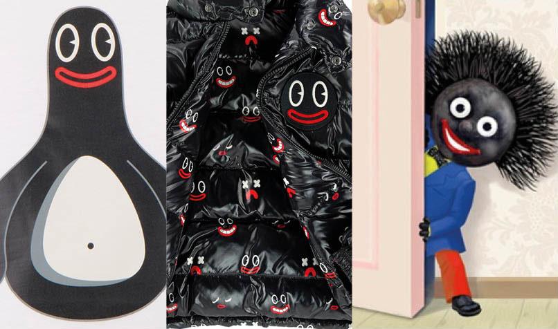 """Golliwog : quand la """"poupée nègre de chiffon"""" inspire la marque Monclerc"""