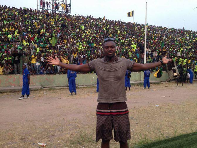 Makam Kinanga, jeune patron du football congolais