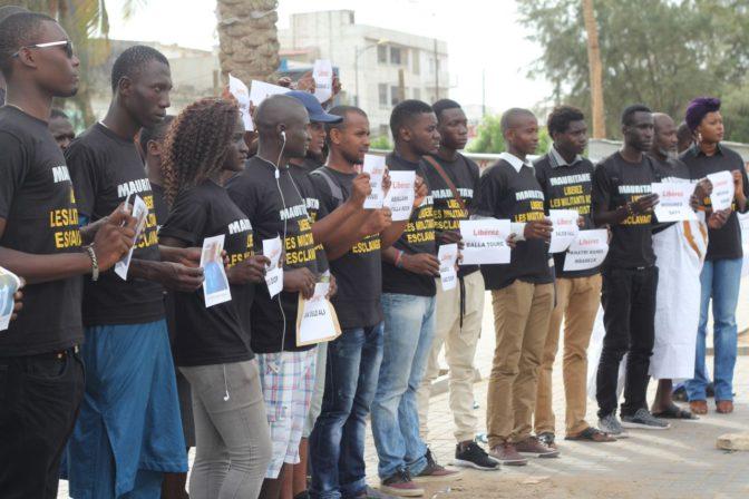 L'ONG «Urgences Panafricanistes» en croisade contre l'esclavage en Mauritanie