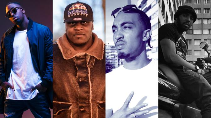 Ces artistes à suivre de près: 4 rappeurs de la nouvelle génération hip-hop