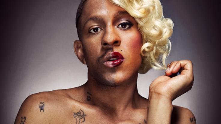 Mykki Blanco, fer de lance du rap queer