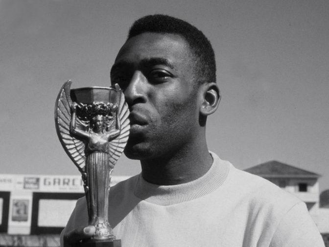 A la gloire de Jesse Owens et de Pelé !