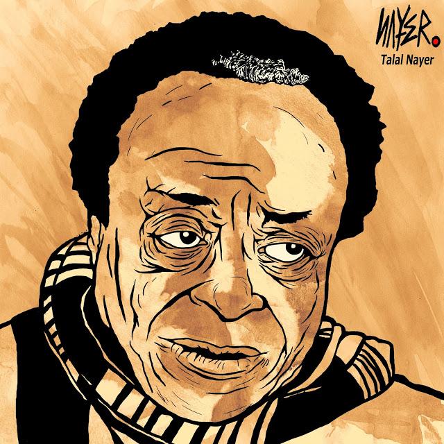 """""""Dis-le, n'aie pas peur, n'aie pas peur, Dis le à la face de l'humanité, Je suis Africain, Mon père et mon grand-père sont Africains, Ma mère est Africaine, Je suis Noir, Noir mais libre, j'ai la Liberté, Ma terre, c'est l'Afrique, Vive ma terre, Vive l'Afrique !(...)"""""""