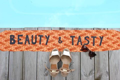 beauty tasty couverture