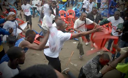 Les manifestations anti-Kabila violemment réprimées à Kinshasa
