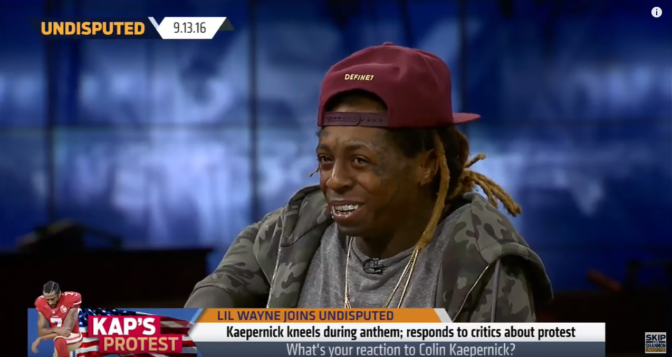 Lil' Wayne : «Je n'ai jamais subi de racisme»
