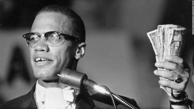 Malcolm X : «Les Noirs doivent contribuer à l'économie de leur communauté»