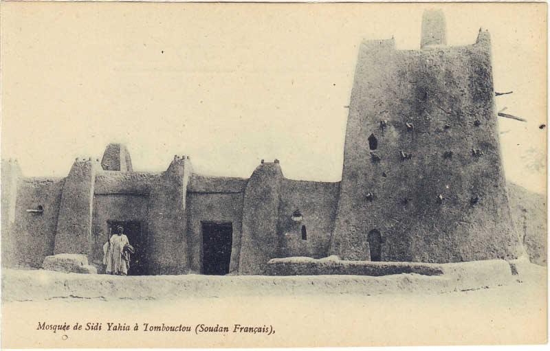 Mosquée de Sidi Yahia, Tombouctou