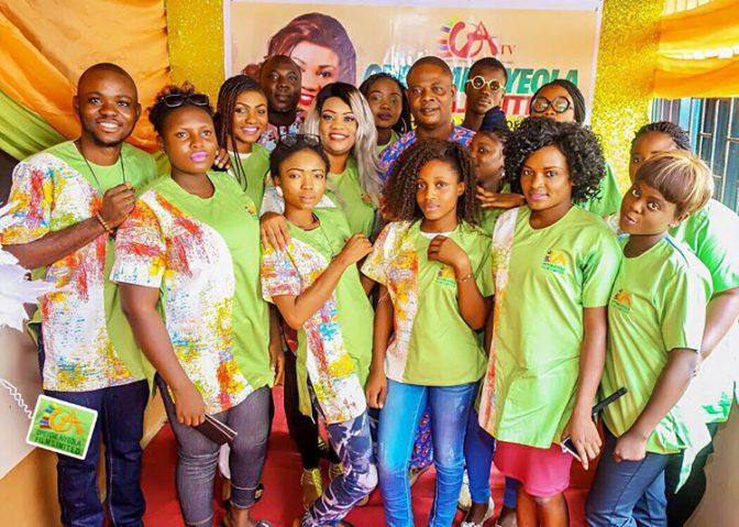 Ces stars de Nollywood qui ont ouvert leur cours d'art dramatique