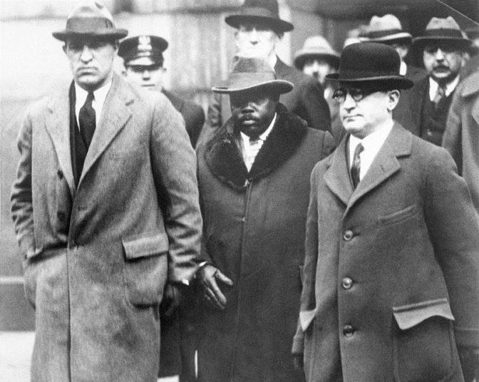 Le casier judiciaire de Marcus Garvey bientôt effacé