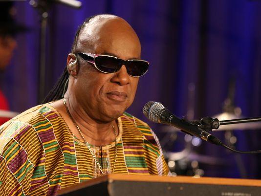 Stevie Wonder : «Voter Trump, c'est comme me demander de conduire»