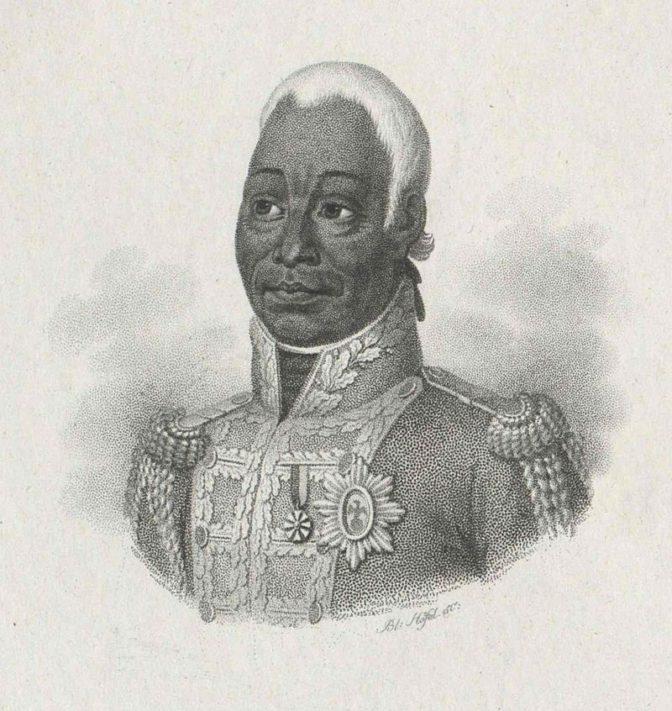 Henri Christophe : Premier roi de l'histoire haïtienne
