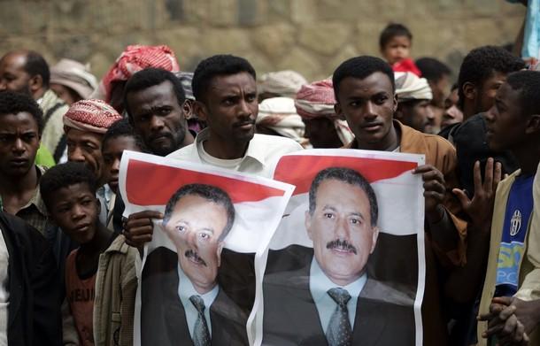 Akhdam, une minorité noire du Yémen discriminée
