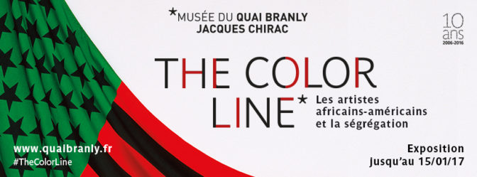 [JEU CONCOURS – TERMINE] Gagnez vos entrées pour l'exposition «The Color Line, les artistes africains-américains et la ségrégation»