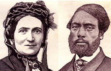 Ellen and William Craft ou le marronnage sans haine ni violence