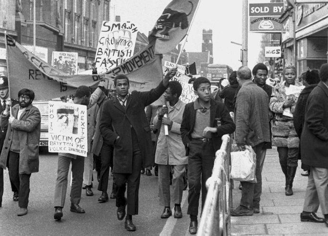 Les «Mangrove Nine» symbole du Black Power britannique