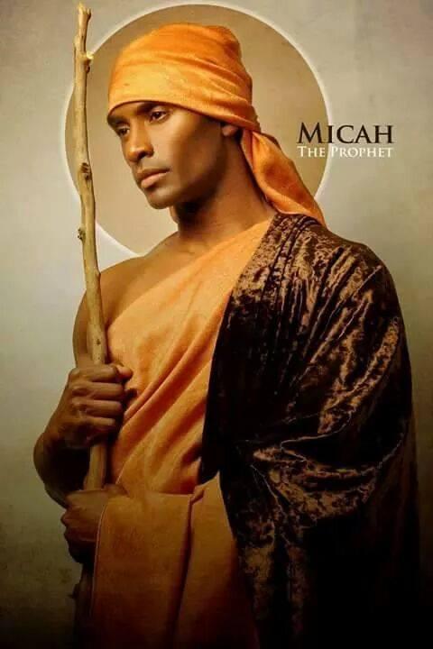 Micah, le prophète
