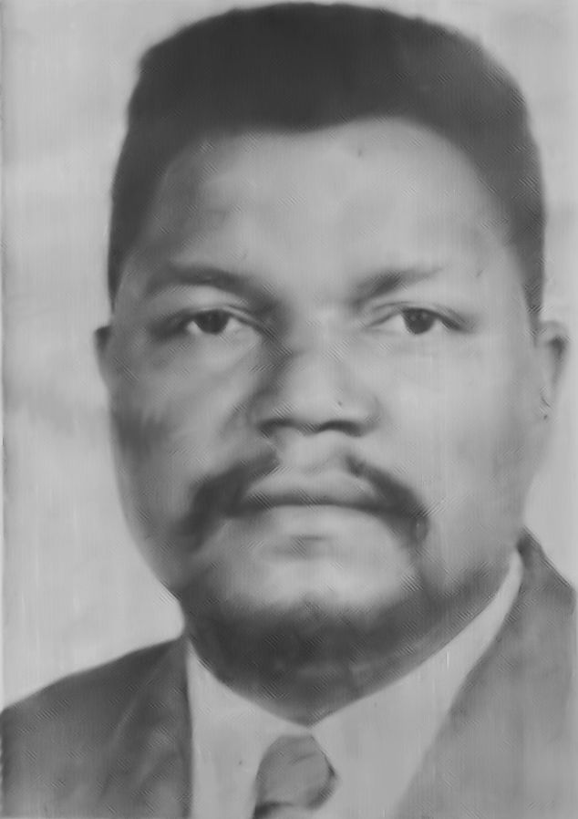 Robert F. Williams, ancien président du chapitre de la NAACP de Caroline du Nord et premier président de la Repulic of New Afrika