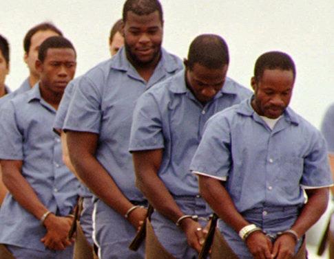 Royaume-Uni : Beaucoup plus de Noirs emprisonnés que de Blancs