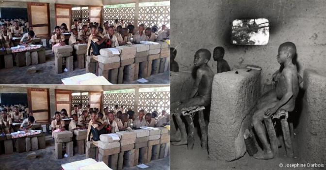 Le manque d'évolution des infrastructures scolaires au Bénin en 66 ans