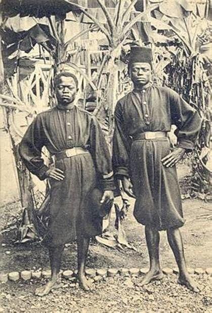 La « Force Publique », institution coloniale belgo-congolaise