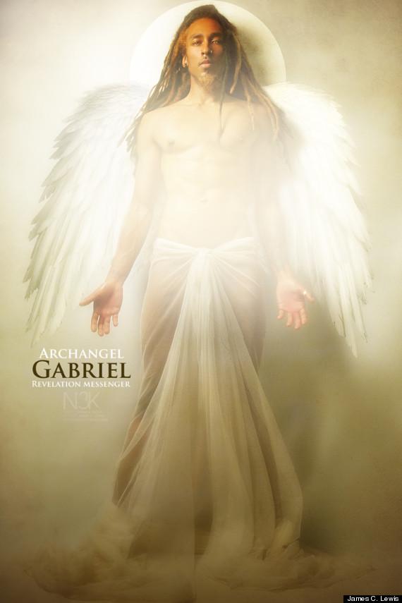 Ange Gabriel, messager des révélations