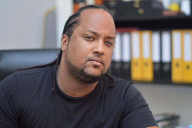 """Le rêve africain de Jérémie """"JamC"""" Petit, producteur et homme d'affaire guadeloupéen à Dakar"""