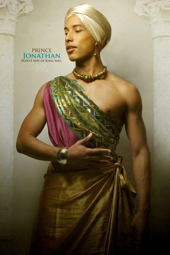 Prince Jonathan,