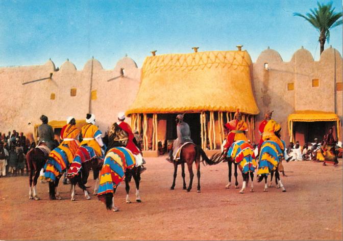 Le magnifique palais de Rey Bouba au Cameroun (19ème siècle)